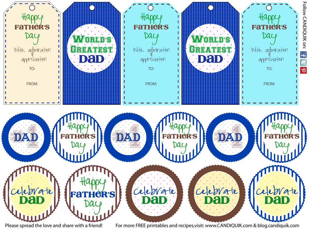 father's day cookie gifts