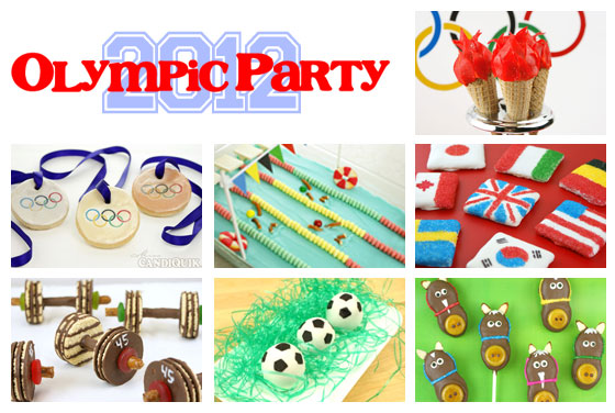 Olympic Party Treat Roundup