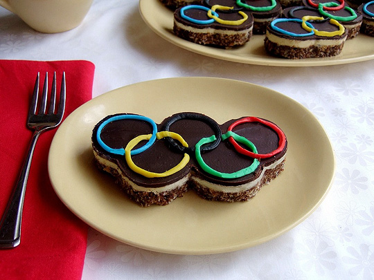 Olympic Nanaimo Bars