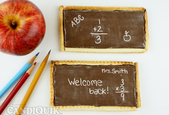 Chocolate Chalkboards