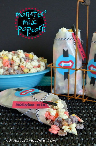 Monster Mix Popcorn Munch