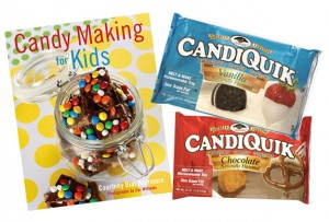 Candy Making for Kids + CandiQuik Coatings