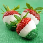 Cinco de Mayo Strawberries | Miss CandiQuik