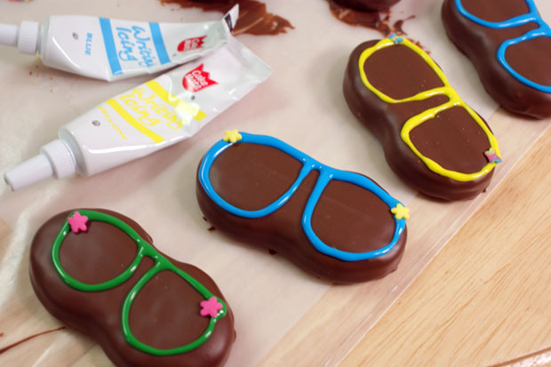 Sunglass Cookies