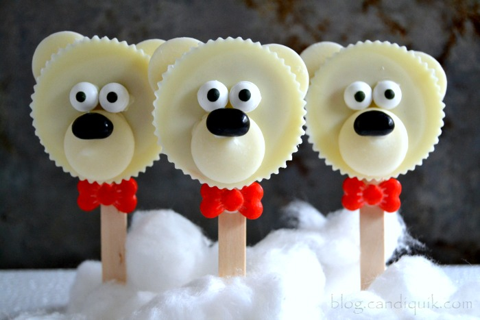 Polar Bear Pops