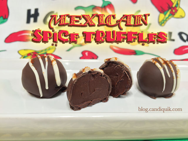 Mexican Spice Truffles